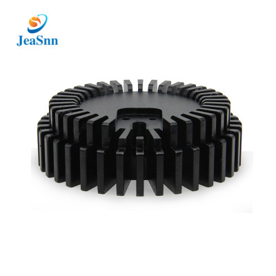 China Supplier Custom CNC Machining Aluminum Heat Sink,Large Aluminum Heat Sink