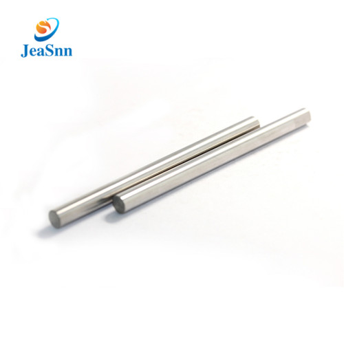 Custom made high precision stainless steel shafts