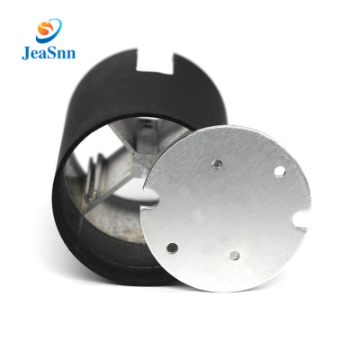 China High Quality CNC Milling Metal Hardware Parts for Spotlight