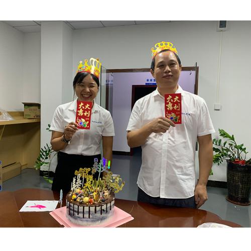 Colleague birthday party-Jeasnn