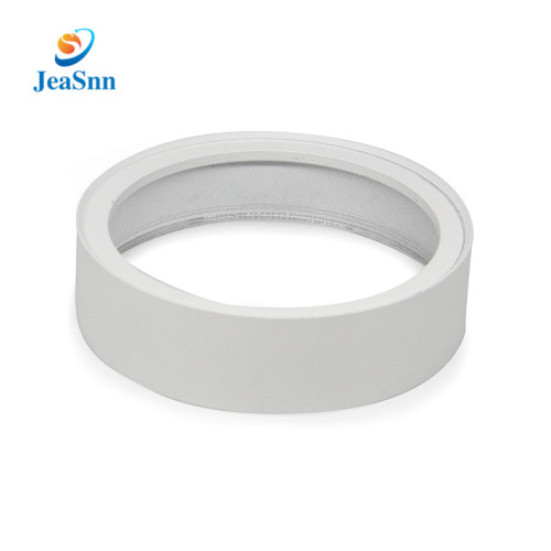 Customize cnc aluminum products,cnc 5 axis parts,down light component