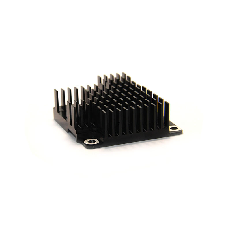 CNC machined heat sink