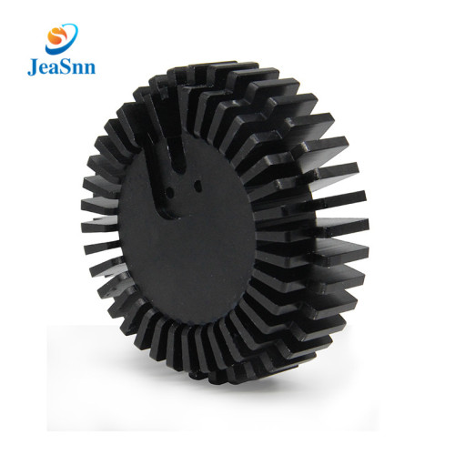 Dongguan supplier custom big size led extruded aluminum heatsink