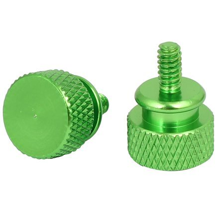 anodized aluminum thumb screws