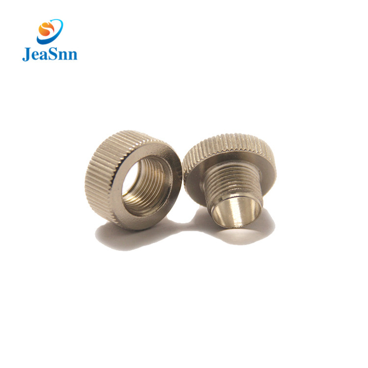 Straight Knurled Nuts