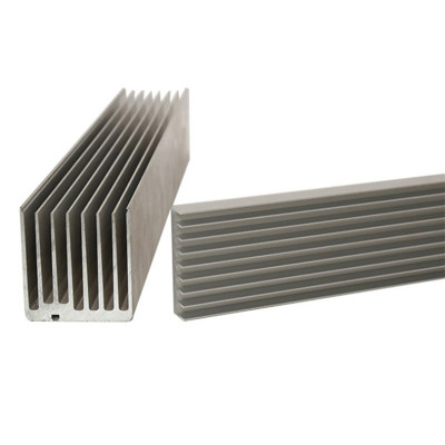 China manufacturer custom extrusion Aluminum heat sink Profile