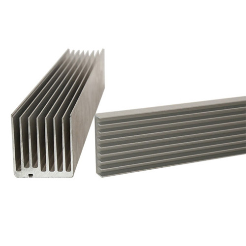 China manufacturer custom extrusion Aluminum heat sink Profile