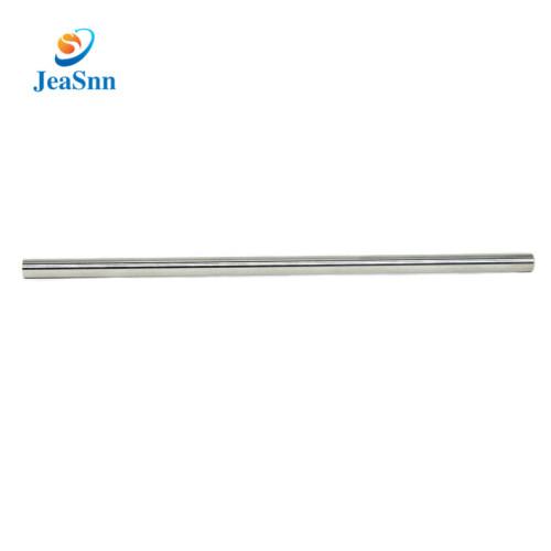 China Factory Custom Precision Ground Stainless Steel Round Shaft Bar