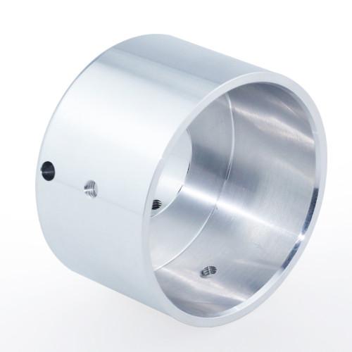 Custom CNC Machined Aluminum Lighting Parts downlight housing