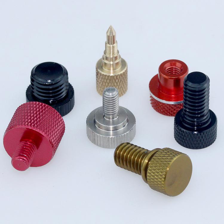 knurled thumb screws
