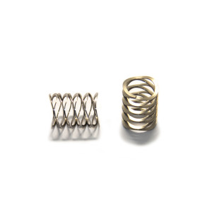 Custom High Precision Stainless Steel Machined Spring