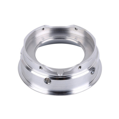 China Factory Customized CNC Machining Aluminum Lighting Parts