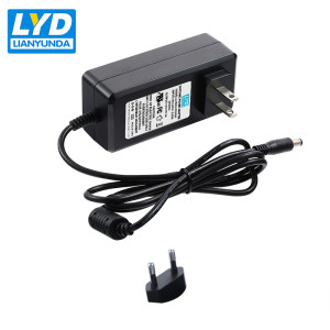 24W ac dc Power Supply 12V 2A Medical Power Adapter
