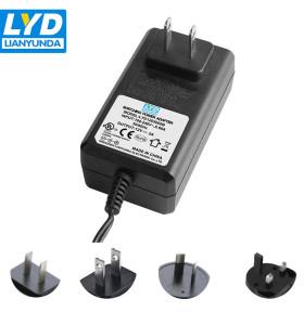 fuente de alimentación conmutada ac dc adaptador de corriente de pared 5v 6v 9v 12v 15v 18v 24v 1a 2a