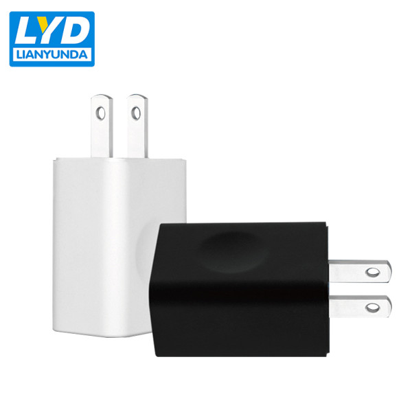 Output 5v 1a 2a Wall Mount Cell phone USB Travel Charger