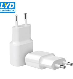 5V 1A 2A USB Travel Cargador de teléfono móvil Korea Plug para Samsung