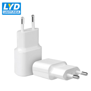 5V 1A 2A USB Travel Mobile Phone Charger Korea Plug for Samsung