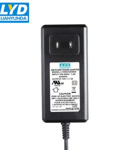 Adaptador de conmutación Adaptador de corriente médica 100-240v