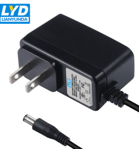 Alimentation à découpage US plug 12v 1a ac dc power adapter