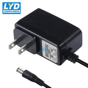 Fuente de alimentación conmutada US plug 12v 1a ac dc power adapter