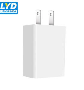 Cargador móvil USB de viaje rápido para teléfono celular de pared Cargador QC3.0