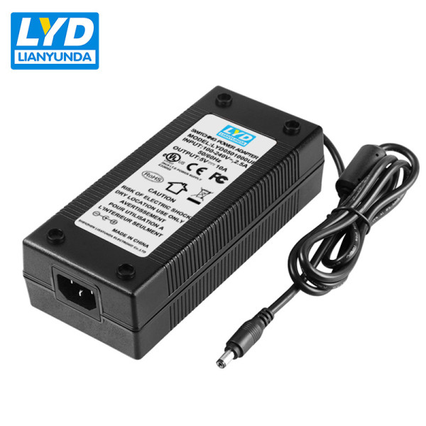 supply C14 ac dc desktop adaptor 5v 10a power adapter