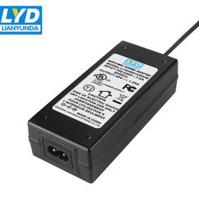 Fuente de alimentación de CA y CC de escritorio Adaptador de corriente 48v 1.25a 60w