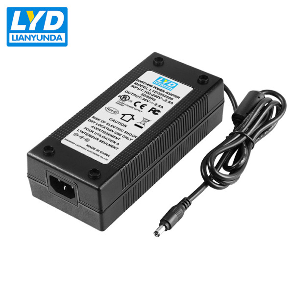 Desktop Switching Power Adapter 36v 2.5a ac dc power supply