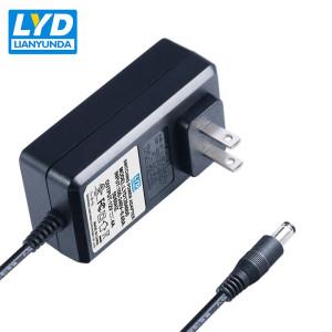 Adaptador de corriente de conmutación de pared dc ac 12v 4a de enchufe de EE. UU.