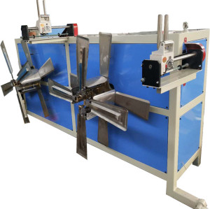 electric conduit pipe machine