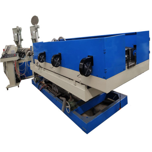 HDPE PP Double Wall Corrugated Pipe Extrusion Line DWC Machine from Qingdao fullwin