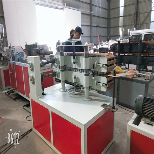 high quality PVC Corner Angel Profile Extrusion Machine Line
