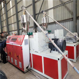 Protect Wall Angel corner edge bending Plastic PP PVC Corner Profile Extrusion Machine