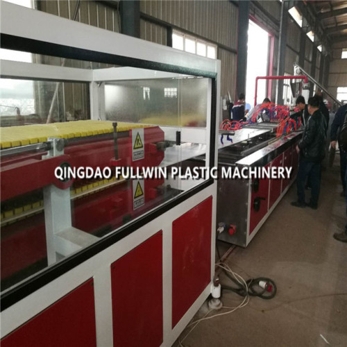 pvc ceiling wall panel making machine with China factory price