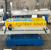 fullwin machinery 65mm 75mm fresh air double wall corrugated pipe machine  line on shipping