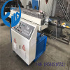 16mm-63mm high speed single wall pipe forming machine with two sets corrugated pipe mold on shipping