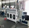 seven sets SJ65 SJ50 SJ45 plastic extruder testing running before shipment