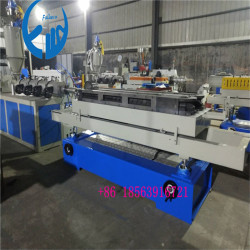 16-63mm pp pe high speed single wall double wall corrugated pipe production line