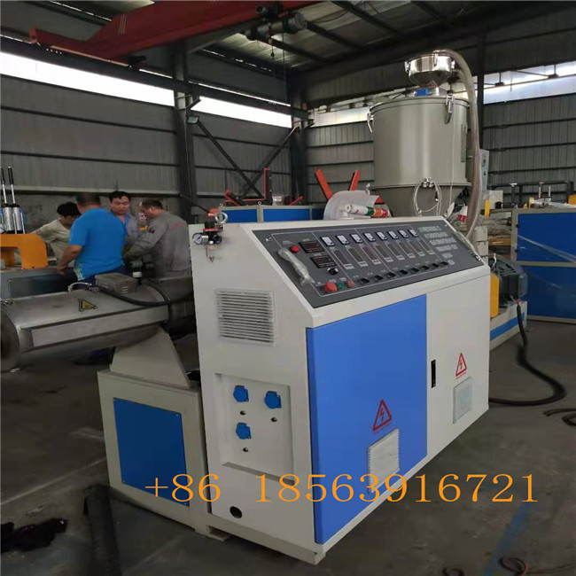 90mm single screw extruder