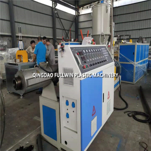 spiral corrugated duct forming machine