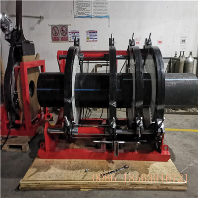 63mm-1000mm Butt fusion welding machine for HDPE pipe butt weld fitting machine