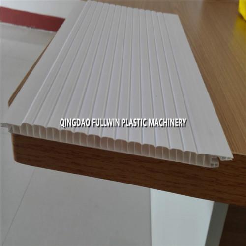 PVC WPC decking extrusion line