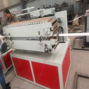 Protect Wall Angel Plastic PP PVC Corner Profile Extrusion Machine