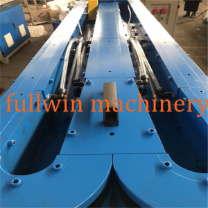 corrugated pipe wear wire machine