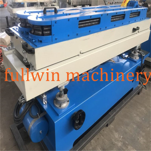 High speed 25m/min PE single wall corrugated pipe machine with automatic wire device