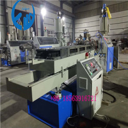 FULLWIN factory high speed single wall corrugated pipe machine SWC production line