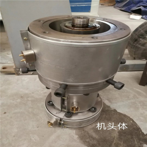 HDPE carbon spiral corrugated pipe extrusion machine spiral pipe making machine
