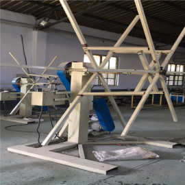 HDPE Carbon Sprial Pipe Machine for cable shealthing pipe machine