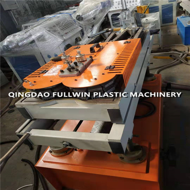 one channel PP PA PE single wall corrugated pipe machine 8-32mm
