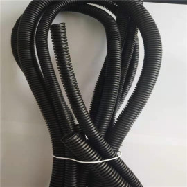 HDPE plastic bellows for protection car wire and cable jacket hose pipe machine